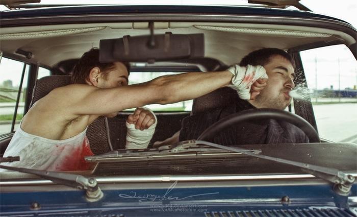 Carfight
