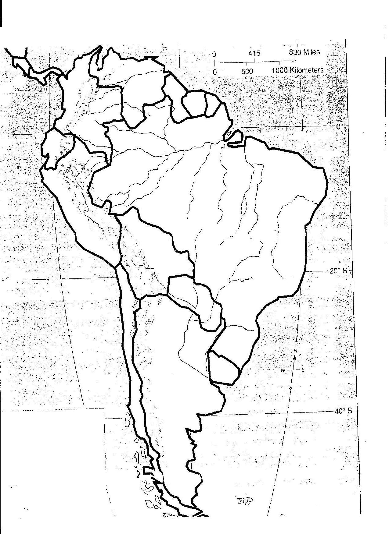 South America Practice Map Test ProProfs Quiz Map Tests Physical - South us map quiz